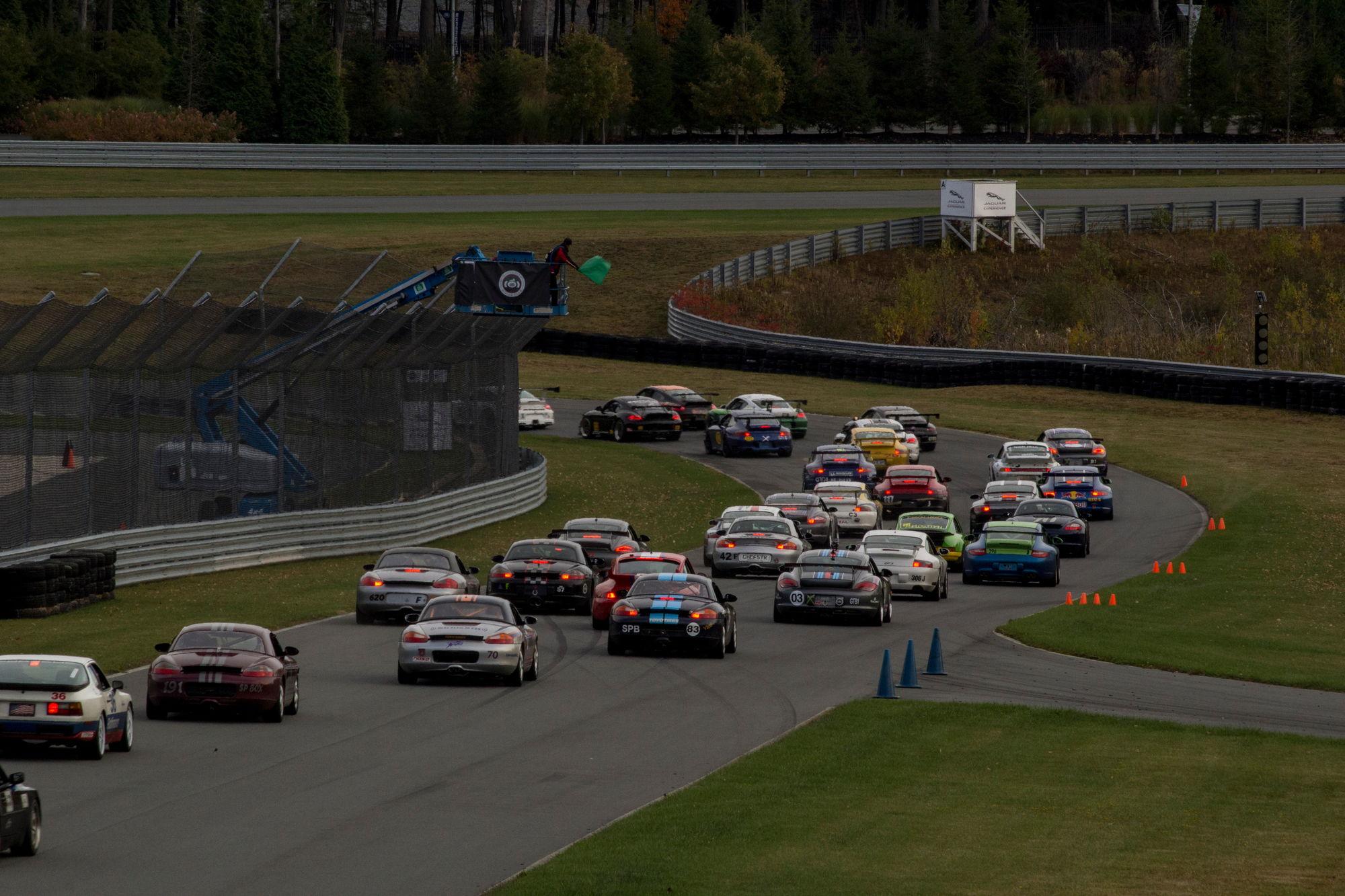 Monticello Motor Club Back On The Pca Club Race Calendar