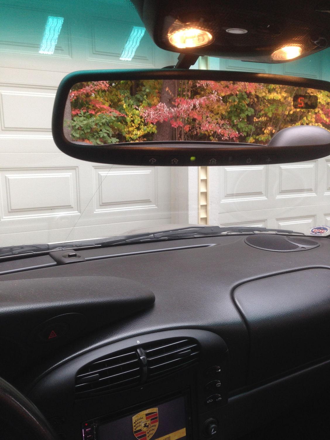 Porsche 944 Door Wiring Harness Wire Data Schema Mirror Gentex 453 Homelink Rearview Rennlist 2008 Silverado For