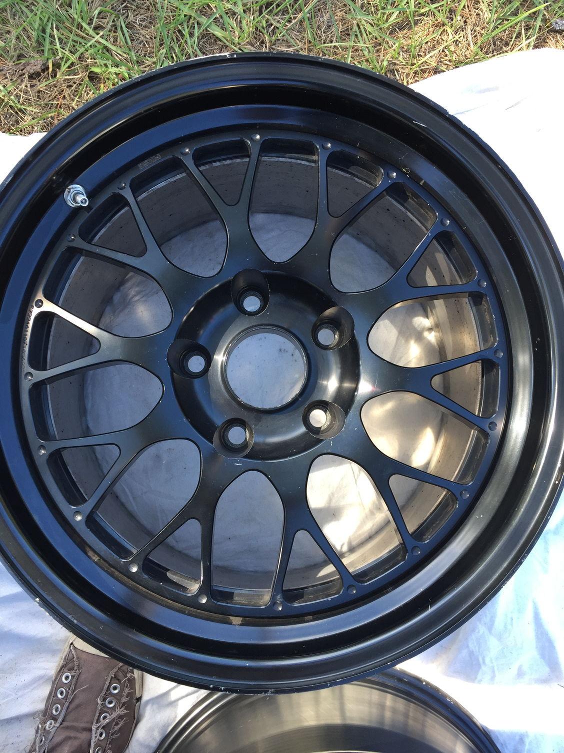 """Porsche North Houston >> Fikse Rims for 997.1 GT3 - 18"""" Black anodized - Rennlist - Porsche Discussion Forums"""