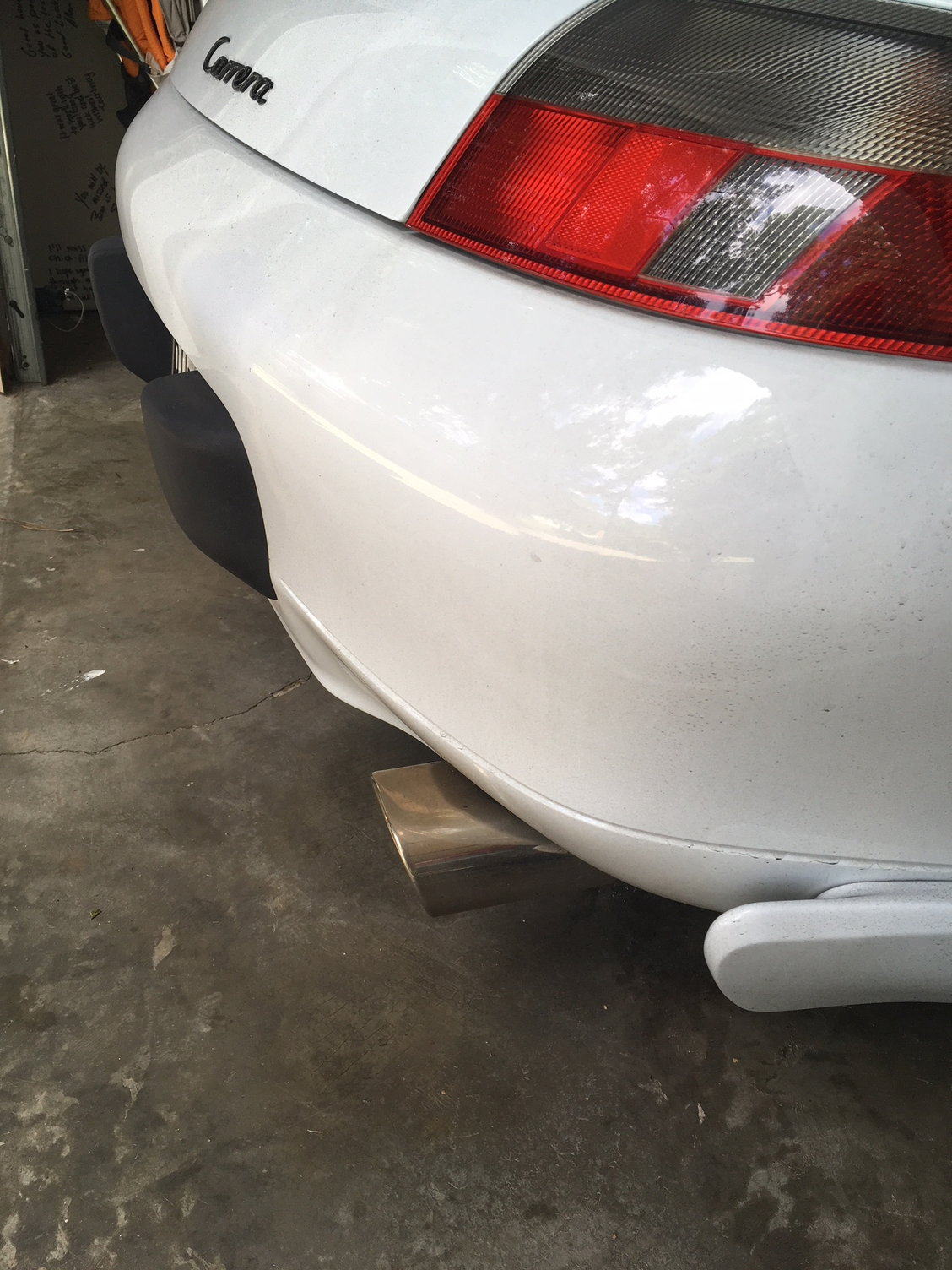 What's happening with my exhaust? - Rennlist - Porsche Discussion Forums
