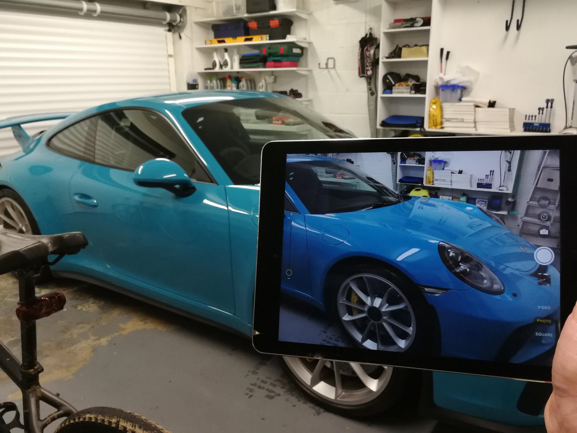 Miami Blue, The reality , Rennlist , Porsche Discussion Forums