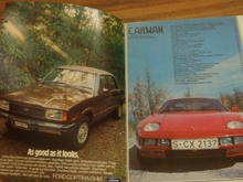 Carman 1978 S-CX 2137, Number Six