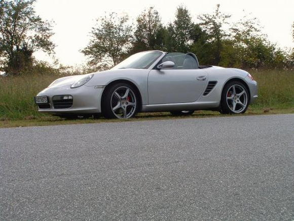 987.1 Boxster S - Stock