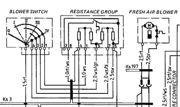 resistor pack rennlist porsche discussion forums