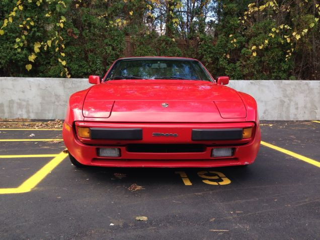 944 front bumper emblem am i the only one rennlist