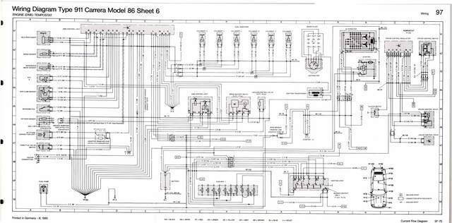 911  930 Wiring Diagrams - Rennlist