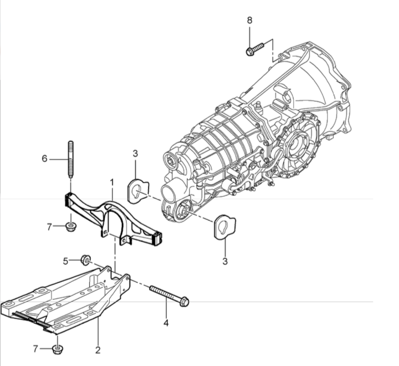 Typef besides P126920 further Gearbox Cross Section in addition Miscellaneous further 911 Turbo 997. on pdk gearbox