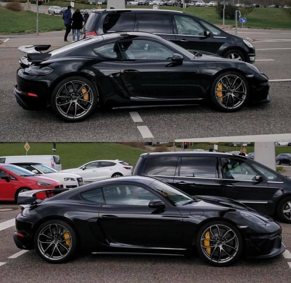 Porsche 718 Boxster / Cayman