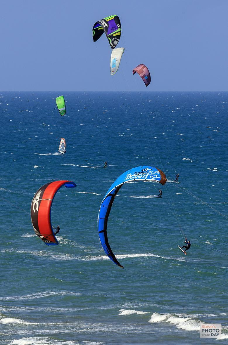 Kitesurf in Valencia