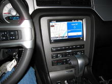 In-Car Entertainment Image  Inside