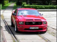 Mustang GT (RedHornet)