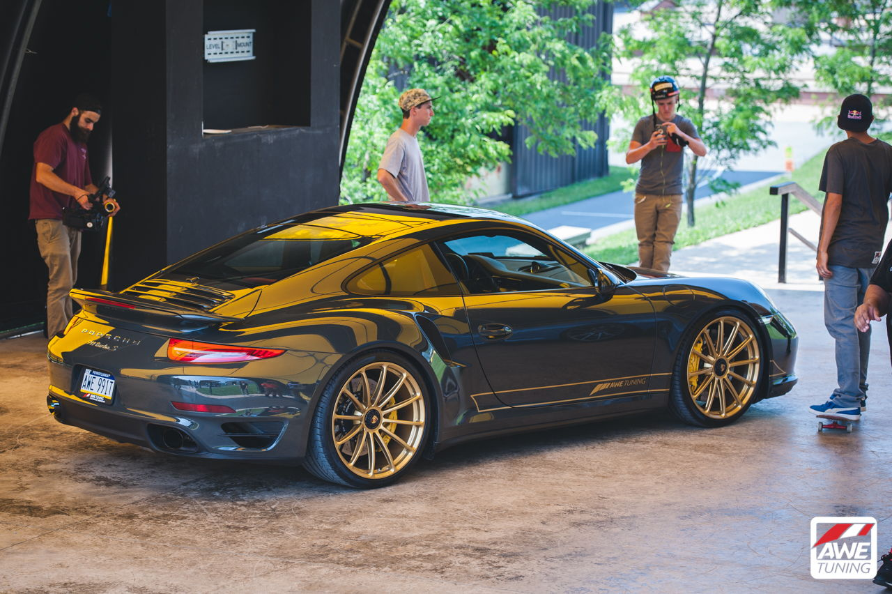 The Awe Tuning Porsche 991 Turbo S Is For Sale Rennlist