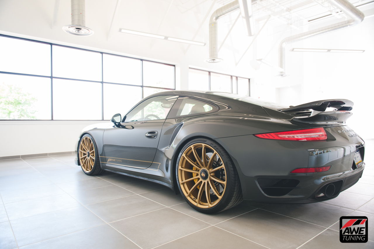 the awe tuning porsche 991 turbo s is for sale rennlist. Black Bedroom Furniture Sets. Home Design Ideas