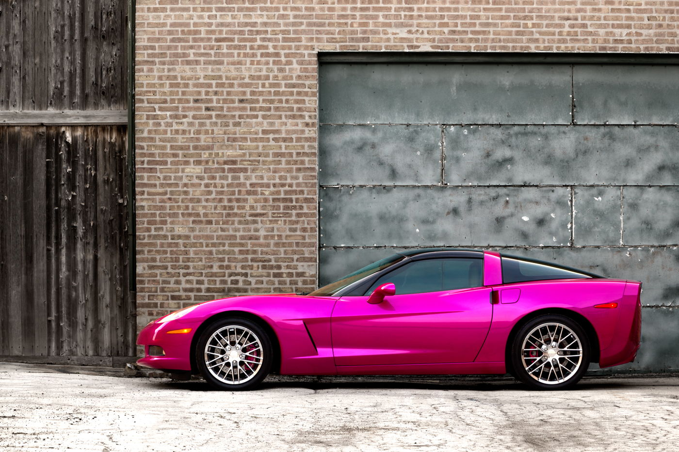 Fs 2006 chevrolet corvette c6 hot pink chicago 6speedonline the car is located in chicago il for anyone interested in a showing for any questions ppi carfax or additional contact info please send an e mail sciox Images