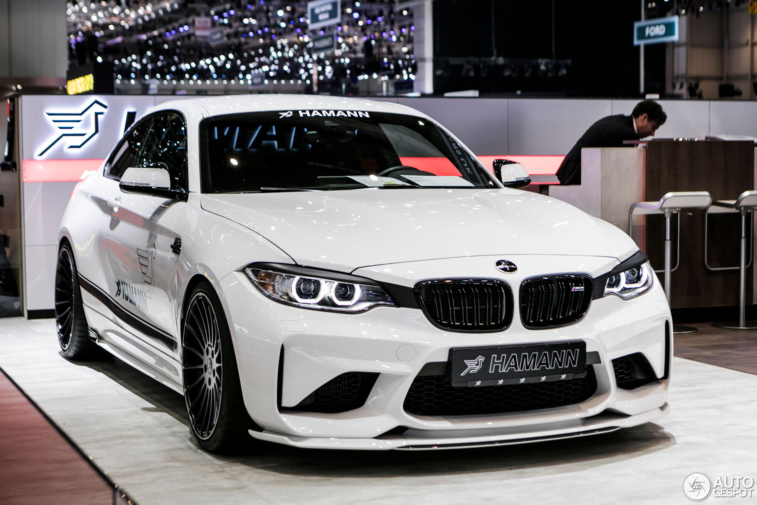 hamann bmw m2 tuning. Black Bedroom Furniture Sets. Home Design Ideas