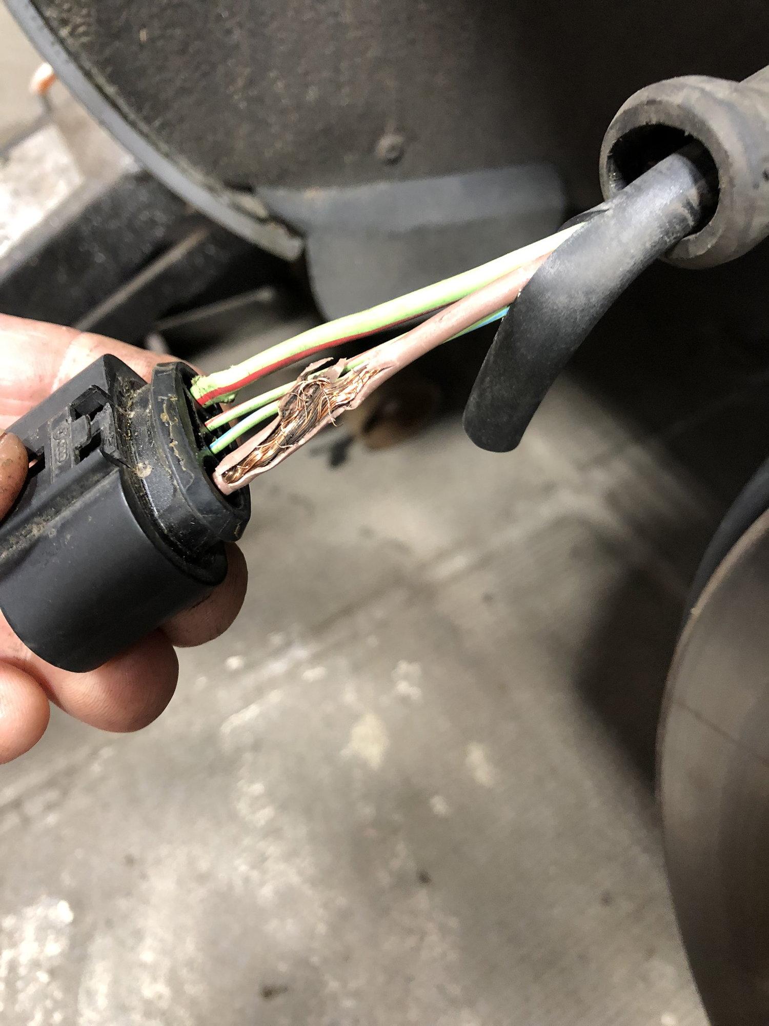 Electronic Parking Brake Failure    Switch, EPB Module or Passenger
