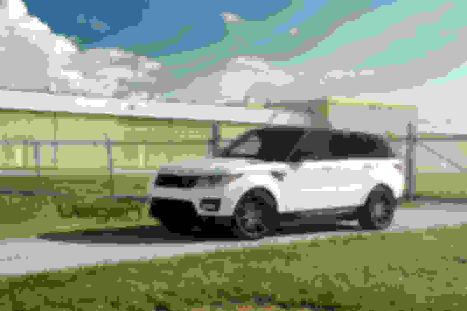 Range Rover Sport On Velgen Wheels Vmb9 6speedonline