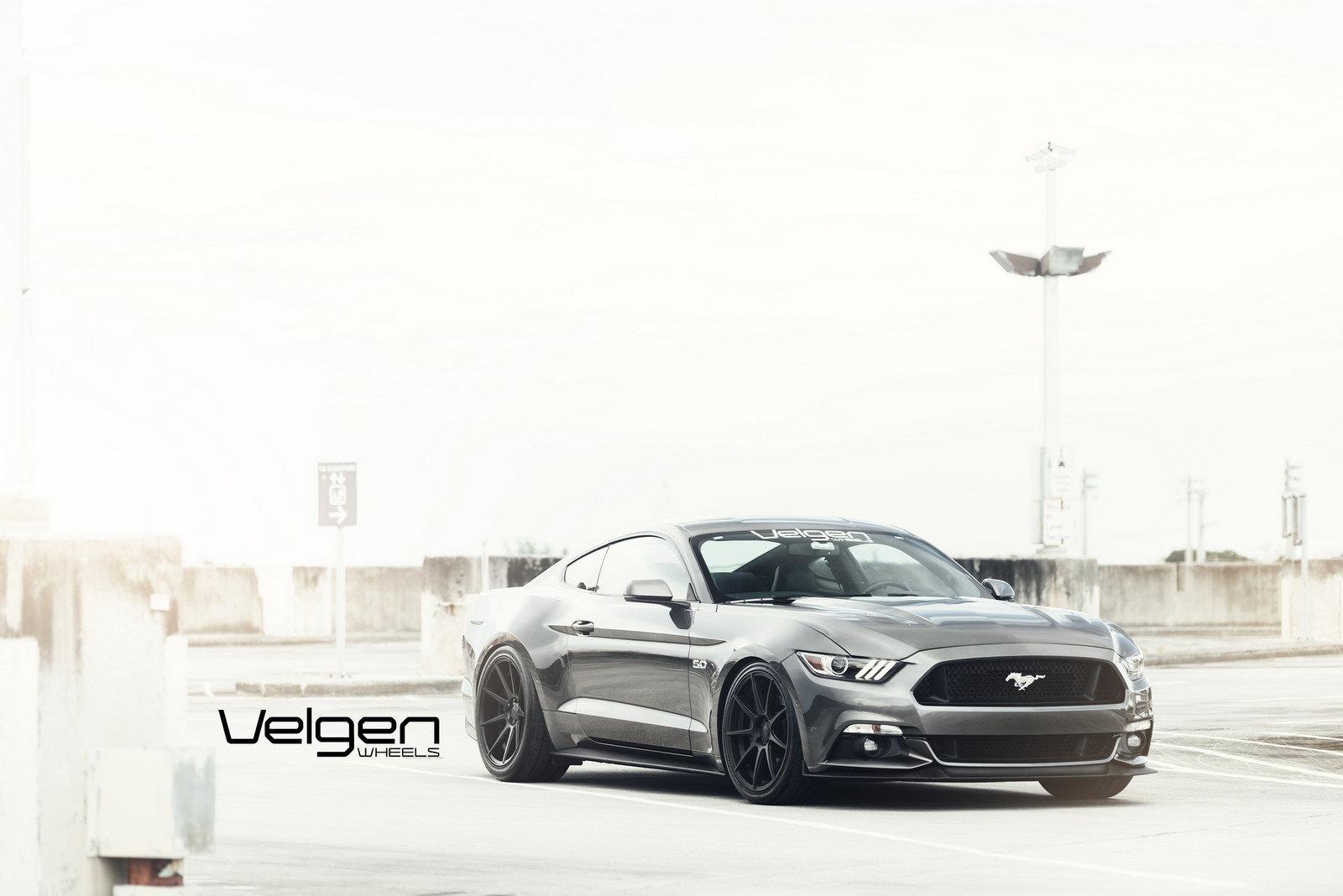 2015 Mustang Gt Velgen Wheels Vmb9 6speedonline