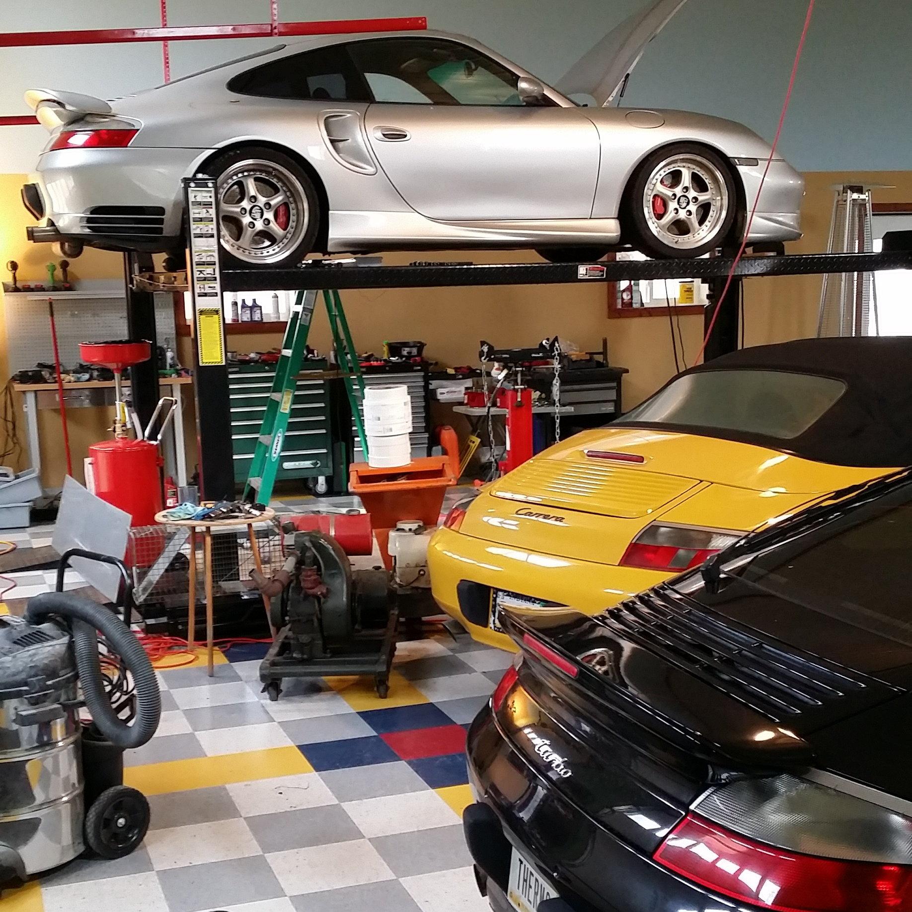 Porsche 996 Tiptronic Transmission: Tiptronic Transmission Tuning