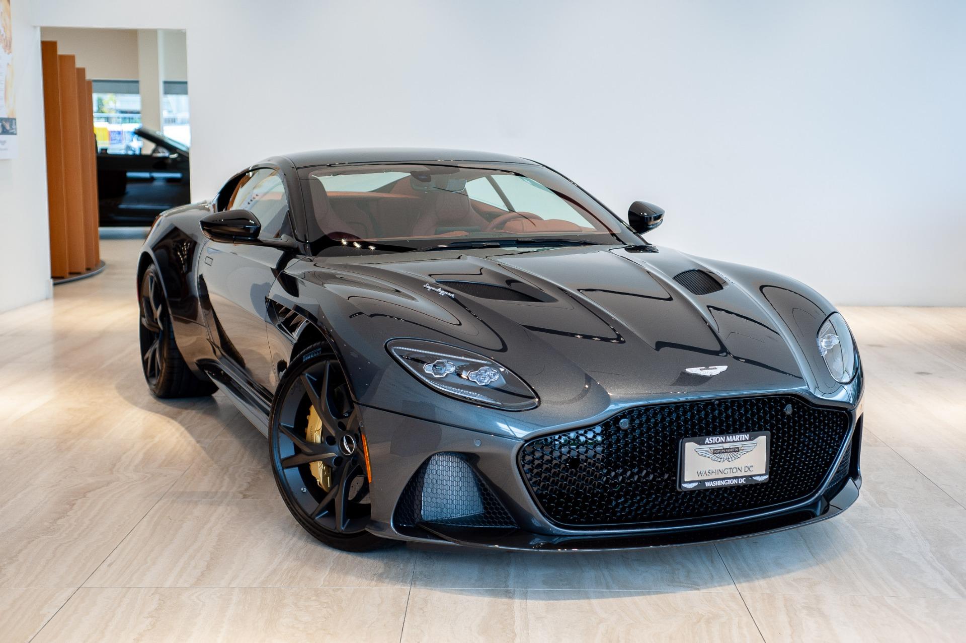 Aston Martin Dbs Gt Zagato 6speedonline Porsche Forum And Luxury Car Resource