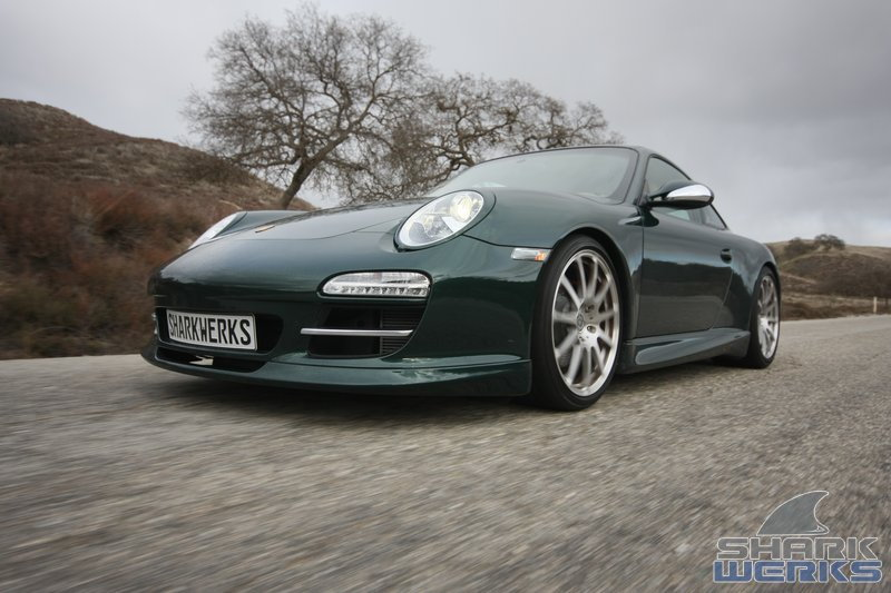 SharkWerks Porsche Projects