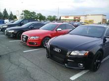 GTA Audi meet up