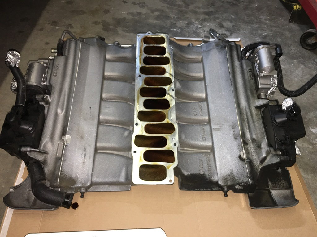 My turn for W12 air filters and ignitions coils - AudiWorld Forums