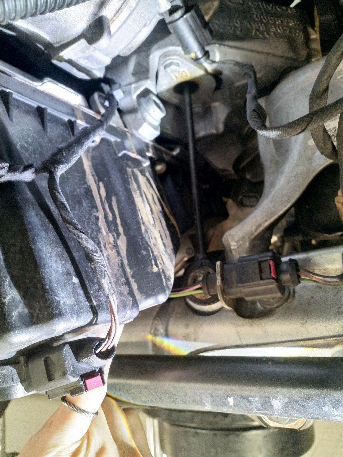 Stranded by massive coolant leak - 2 7T allroad - AudiWorld