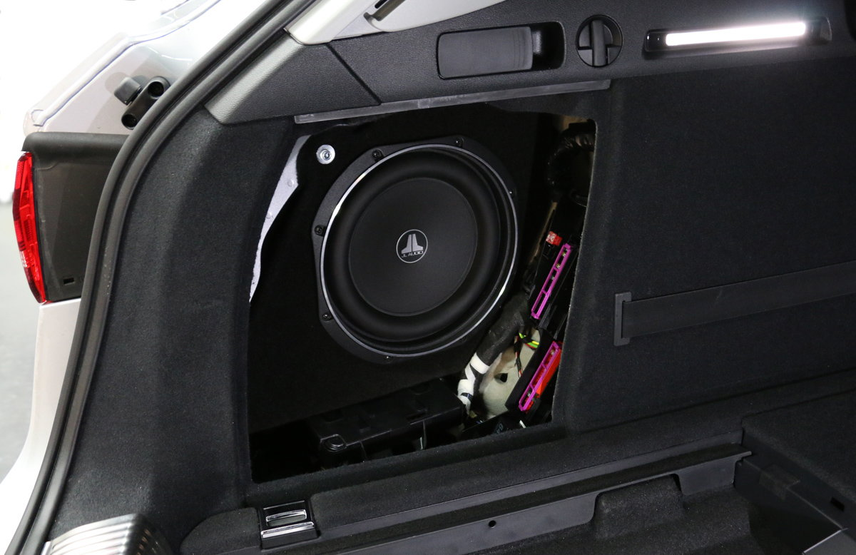 Audi Sound System upgrade - AudiWorld Forums