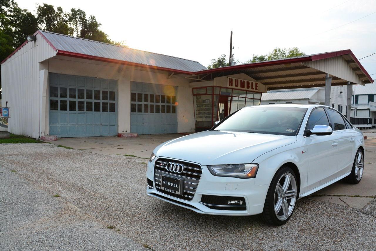 My New Glacier White S4 Audiworld Forums