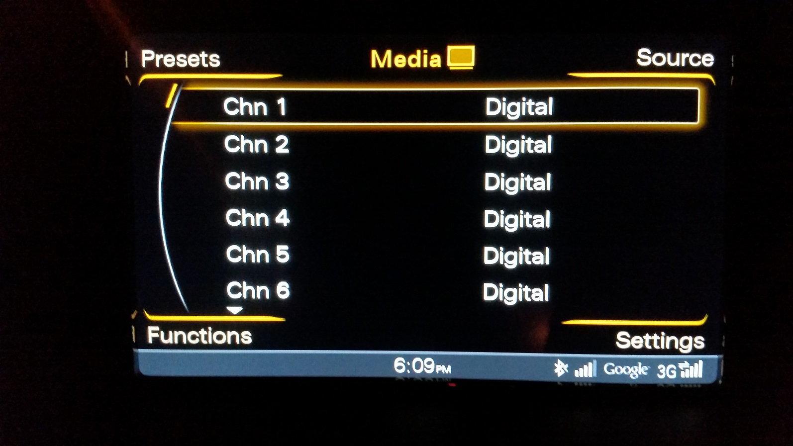 Retrofit DVB/TV Tuner - AudiWorld Forums
