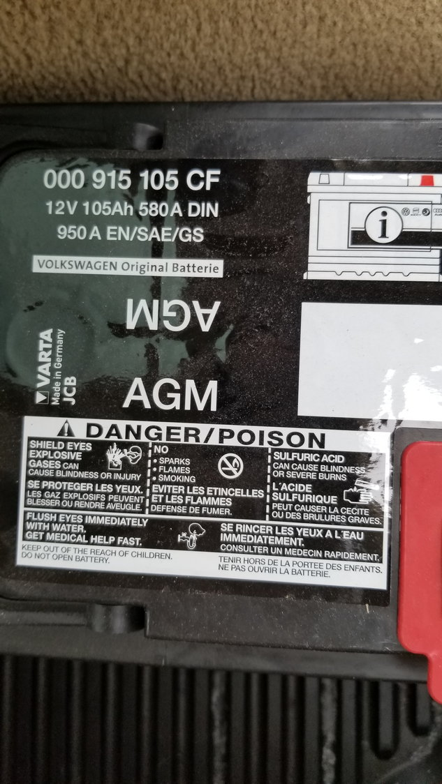 Help replacing audi battery using Obdeleven Pro - AudiWorld