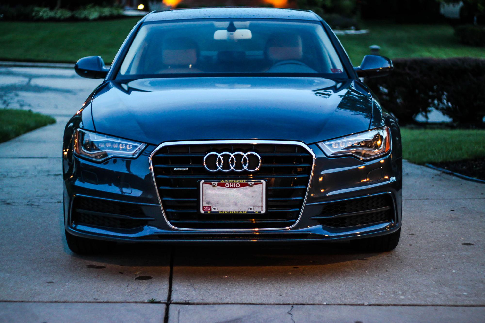 Photos Of The New Car Audiworld Forums