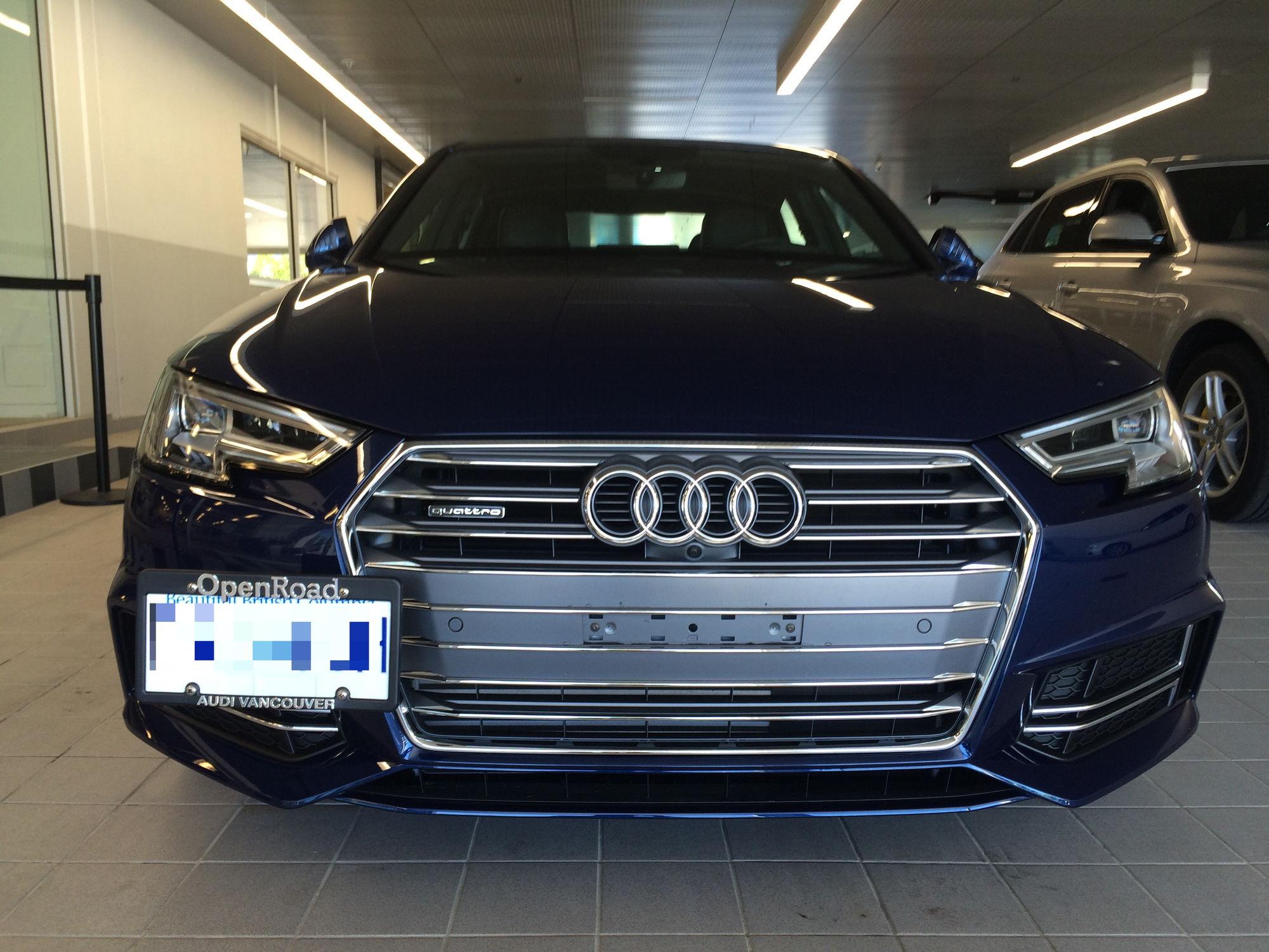 Tow Hook License Plate Holder Audiworld Forums