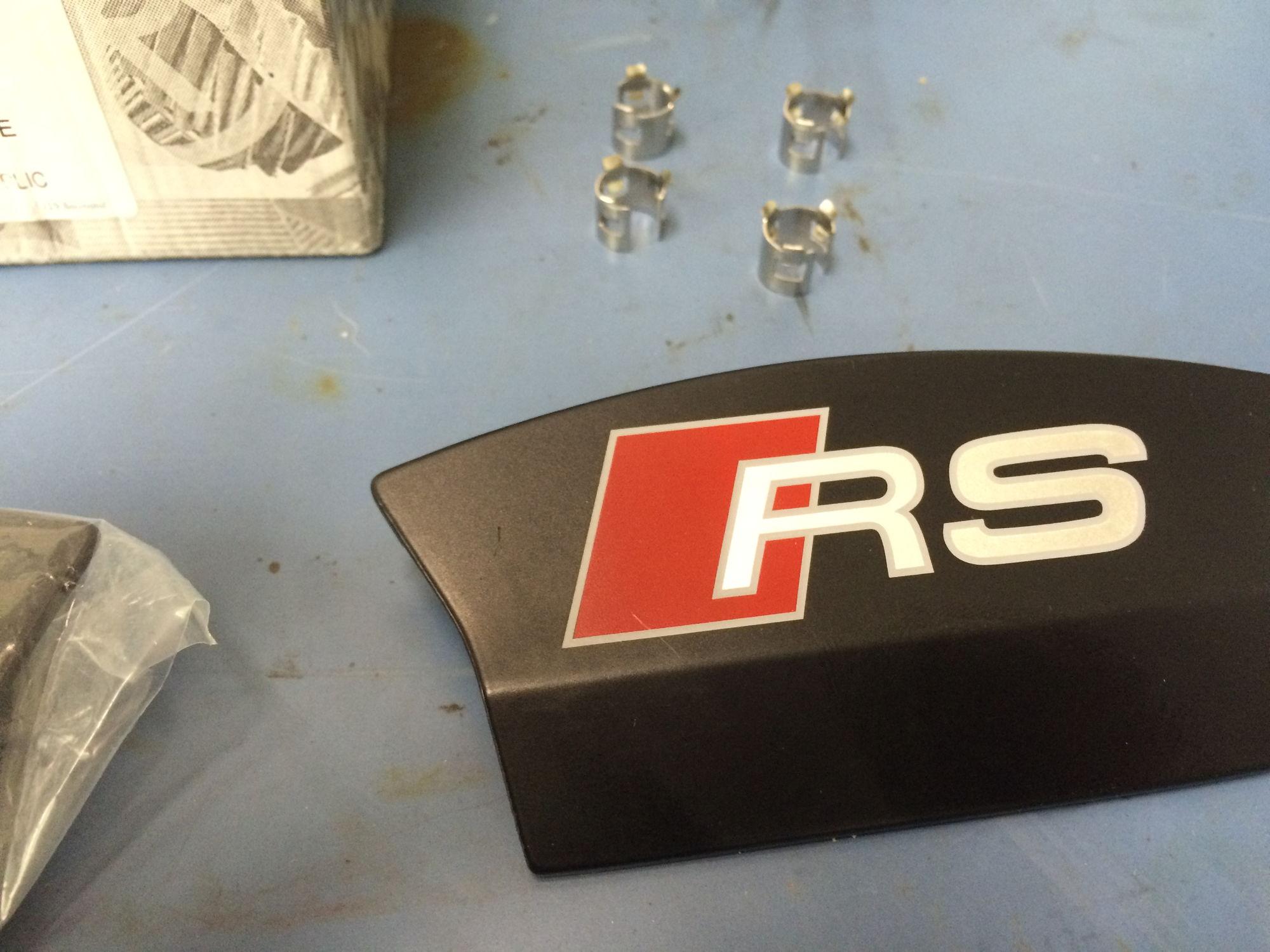 caliper plate name kit repair audi rear audiworld related rs5