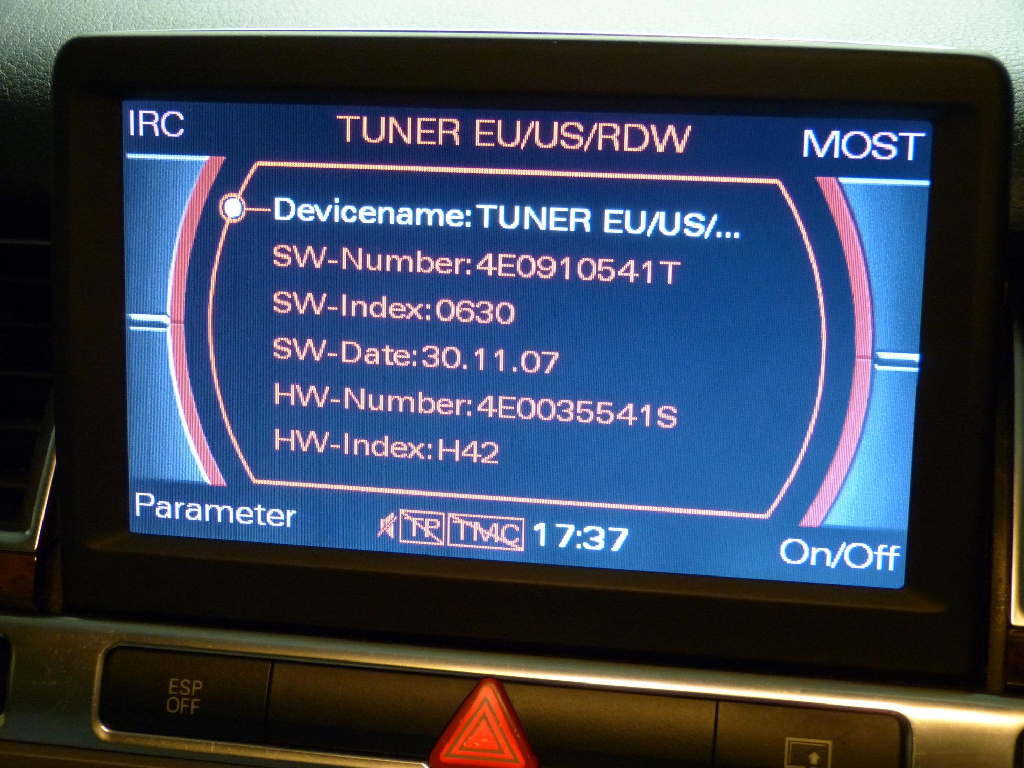 MMI 2G 5570 Update - AudiWorld Forums