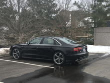 New to me, Audi S8