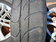Nitto NT-01 Only one HDPE event