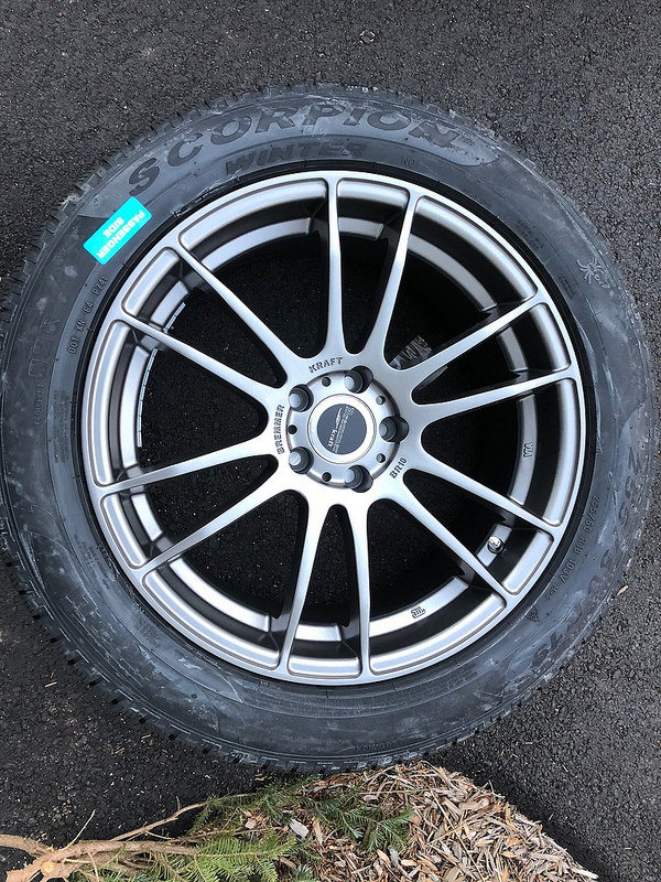 Winter Wheels for 2018 SQ5? - AudiWorld Forums
