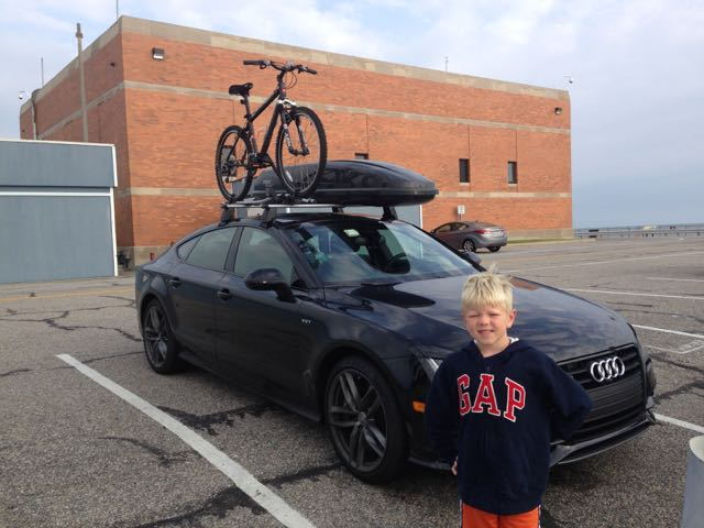 Roof Rack For Road And Fat Bikes Audiworld Forums
