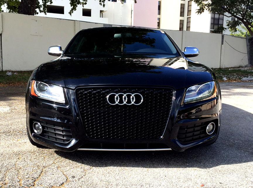 Audi A5 S5 2011 Black/Black for sale - AudiWorld Forums