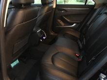 Interior, rear.