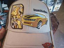 Transformers Bumblebee hat