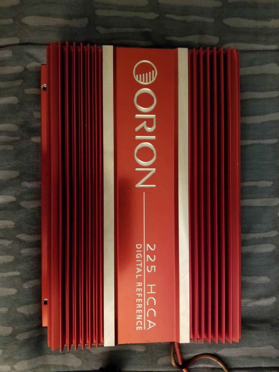 Orion HCCA 225 for sale - Car Audio Forumz - The #1 Car ...