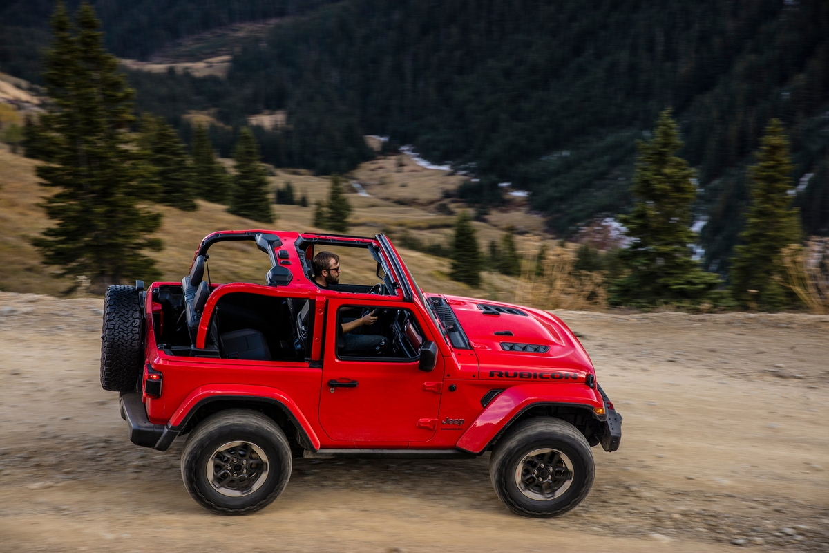 2020 Jeep Wrangler Deals, Prices, Incentives & Leases ...