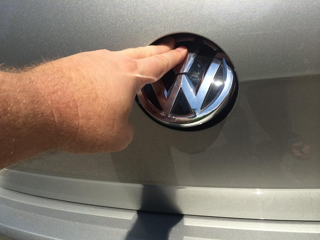 2015 Volkswagen Golf TDI Hatch Door Lock