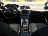 2015 Volkswagen Golf TDI Interior Front