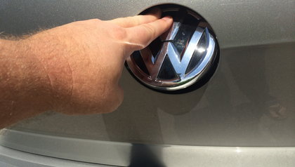 2015 Volkswagen Golf TDI Hatch Door Lock