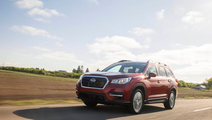 2021 subaru ascent: preview, pricing, release date