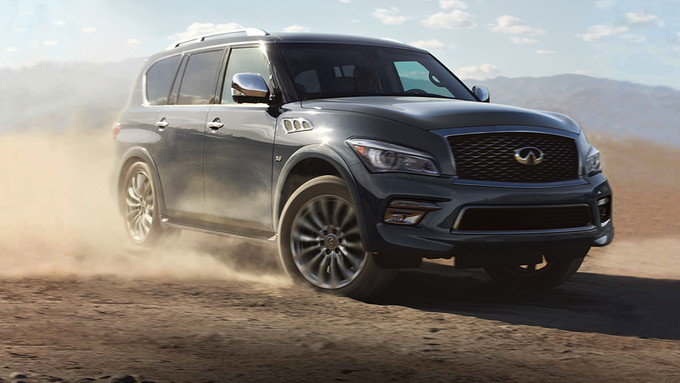 2017 infiniti qx80 deals prices incentives leases overview carsdirect. Black Bedroom Furniture Sets. Home Design Ideas